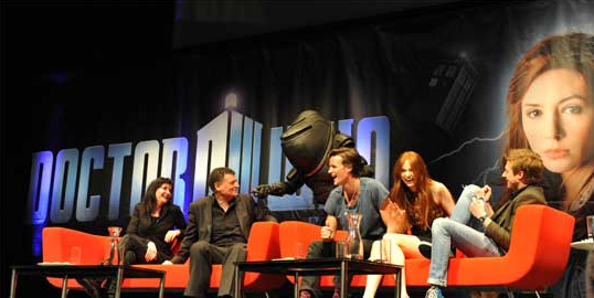 Official-Doctor-Who-Convention-panel