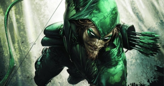 ARROW COMIC